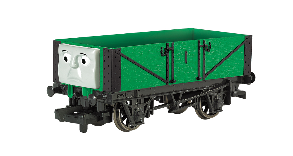 Troublesome Truck #4 (HO Scale)