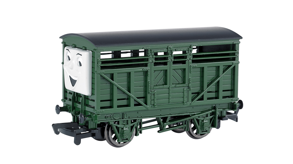 Troublesome Truck #3 (HO Scale)