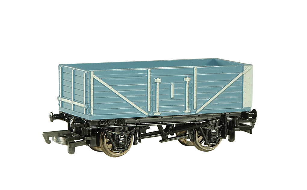 Open Wagon - Blue (HO Scale)