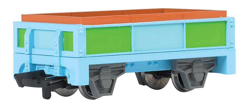 LOW-SIDED GONDOLA (HO Scale)