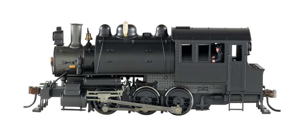 Painted, Unlettered (Black) - 0-6-0 Saddle Tank -DCC