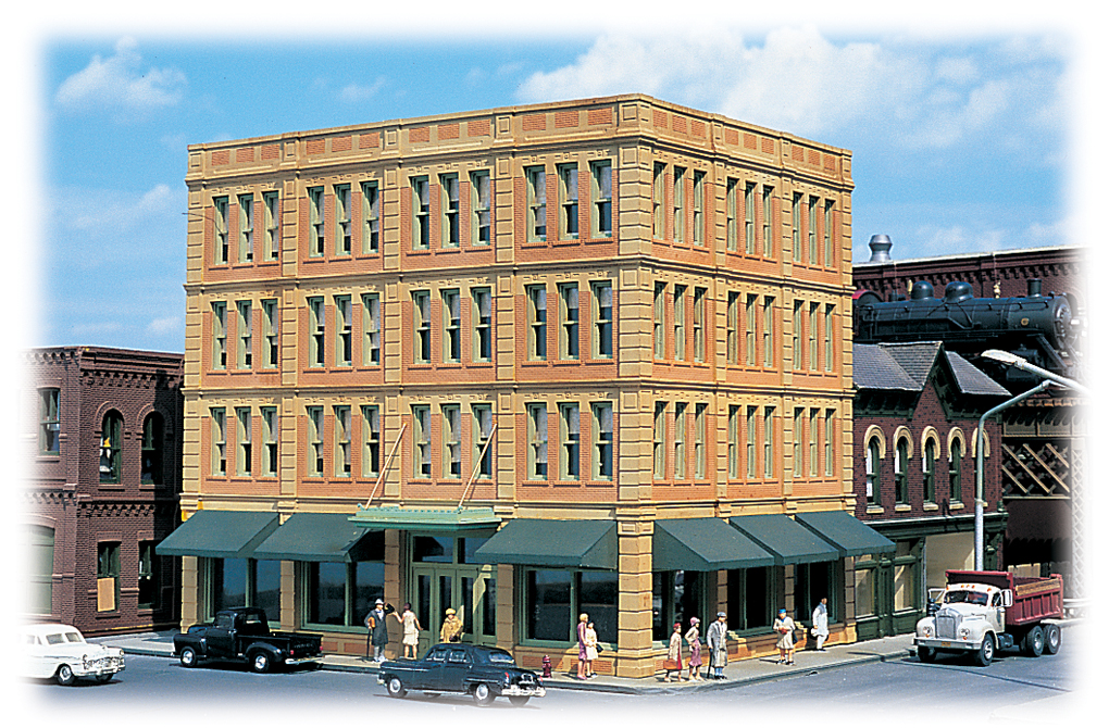 Department Store - Cityscenes™ Building Kit (HO Scale)