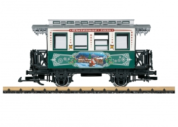 LGB 36018 2018 Christmas Passenger Car