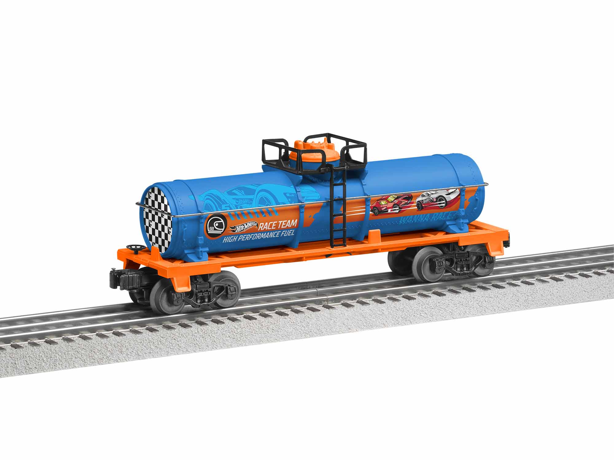 1928080 HOT WHEELS FUEL TANK CAR