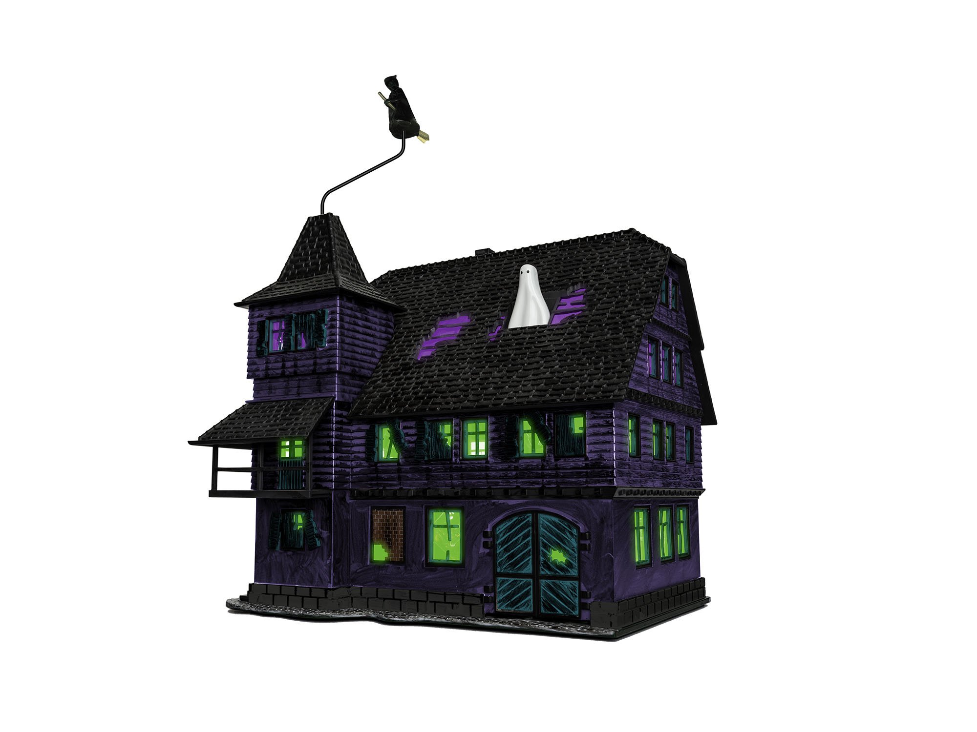 1929170 PLUG-EXPAND-PLAY HAUNTED HOUSE