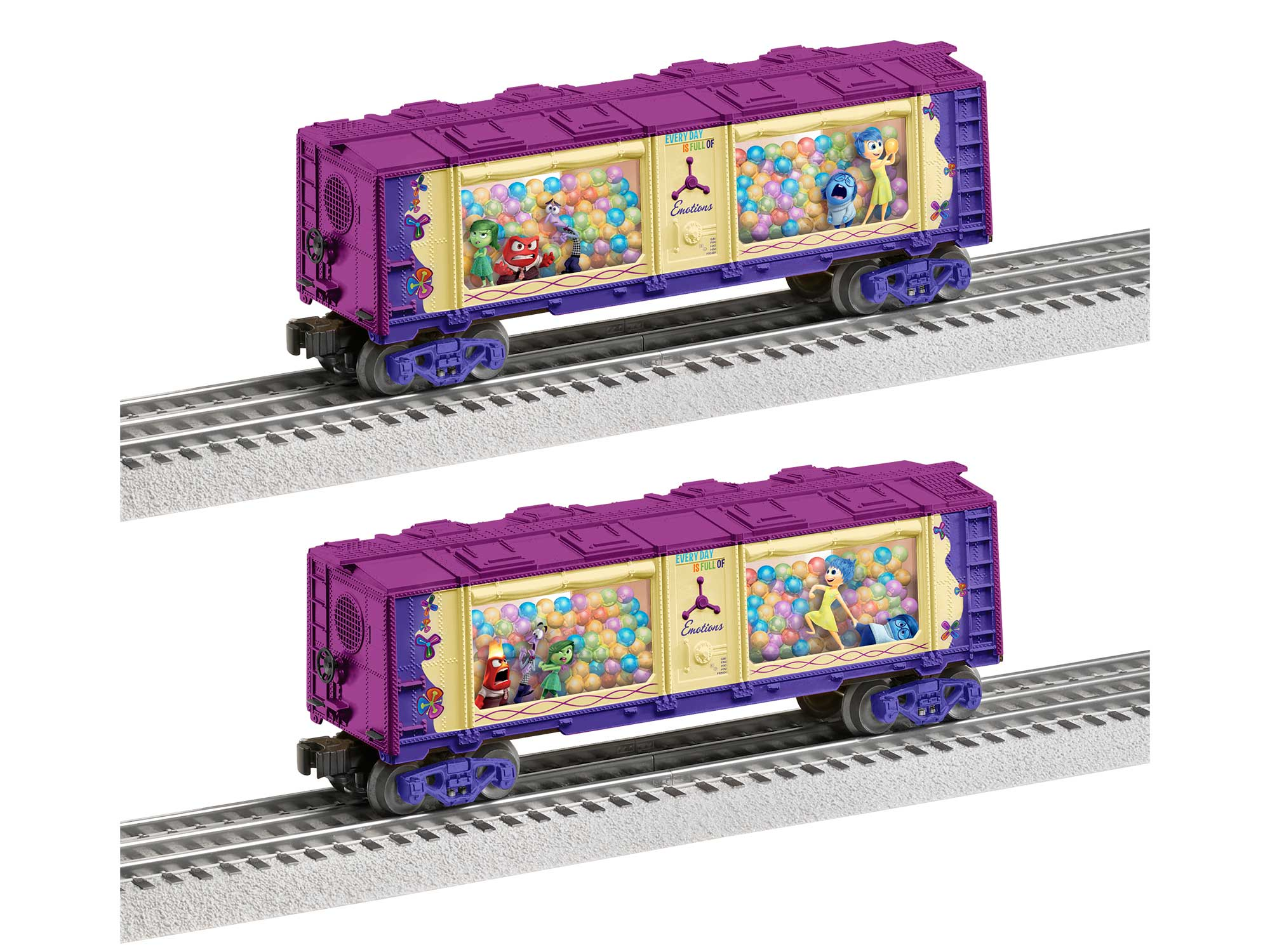 2028100 INSIDE OUT MEMORY BALL TRANSPORT CAR