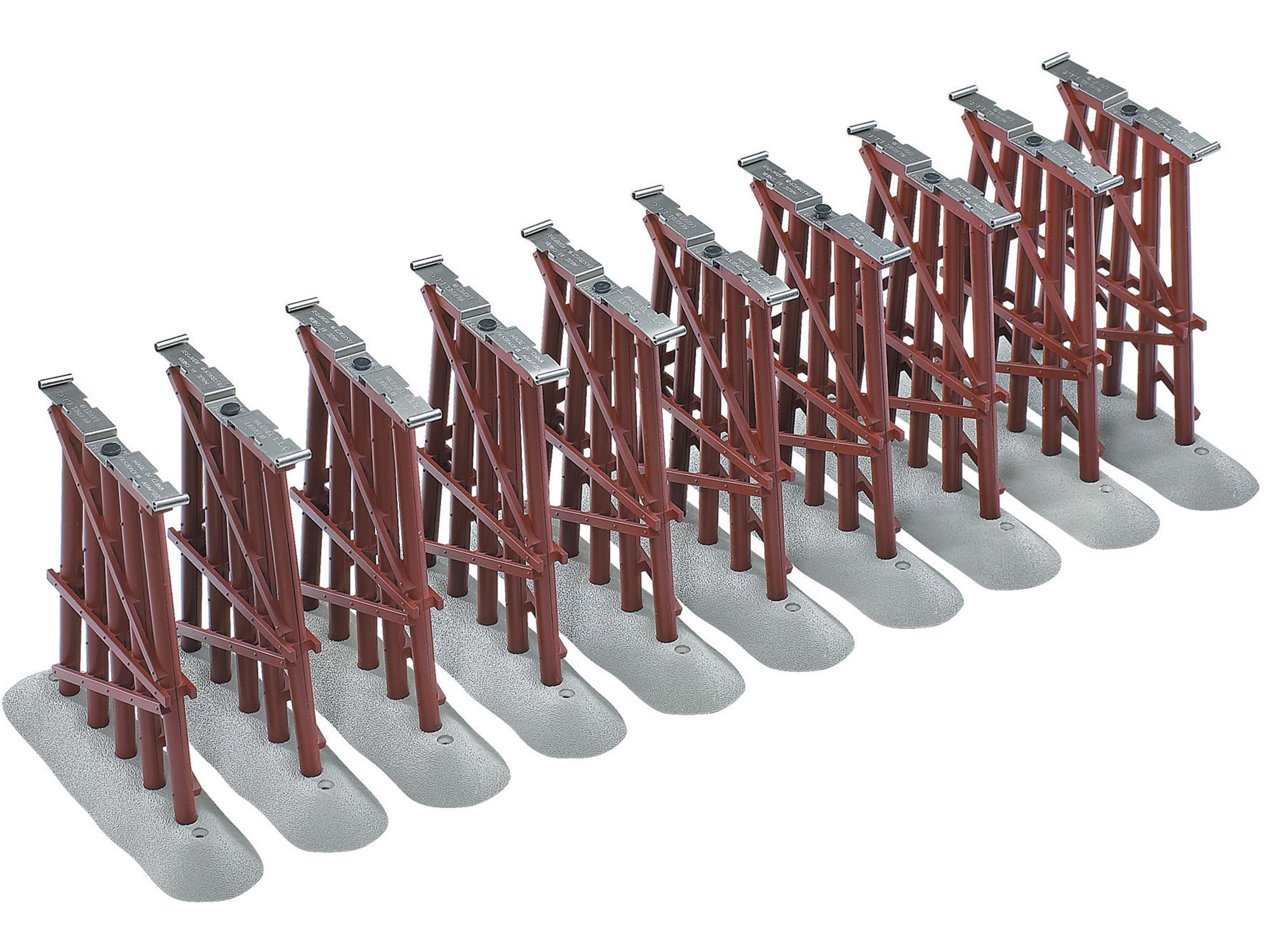 6-12038 FASTRACK ELEVATED TRESTLE SET