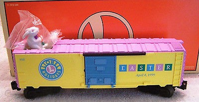 6-16789 Animated Easter Boxcar 1999 - Click Image to Close