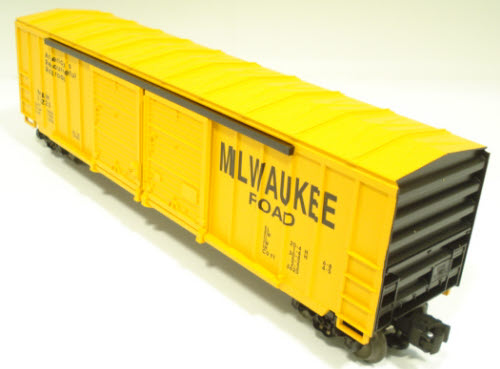 6-17223 Milwaukee Road Double-Door Boxcar