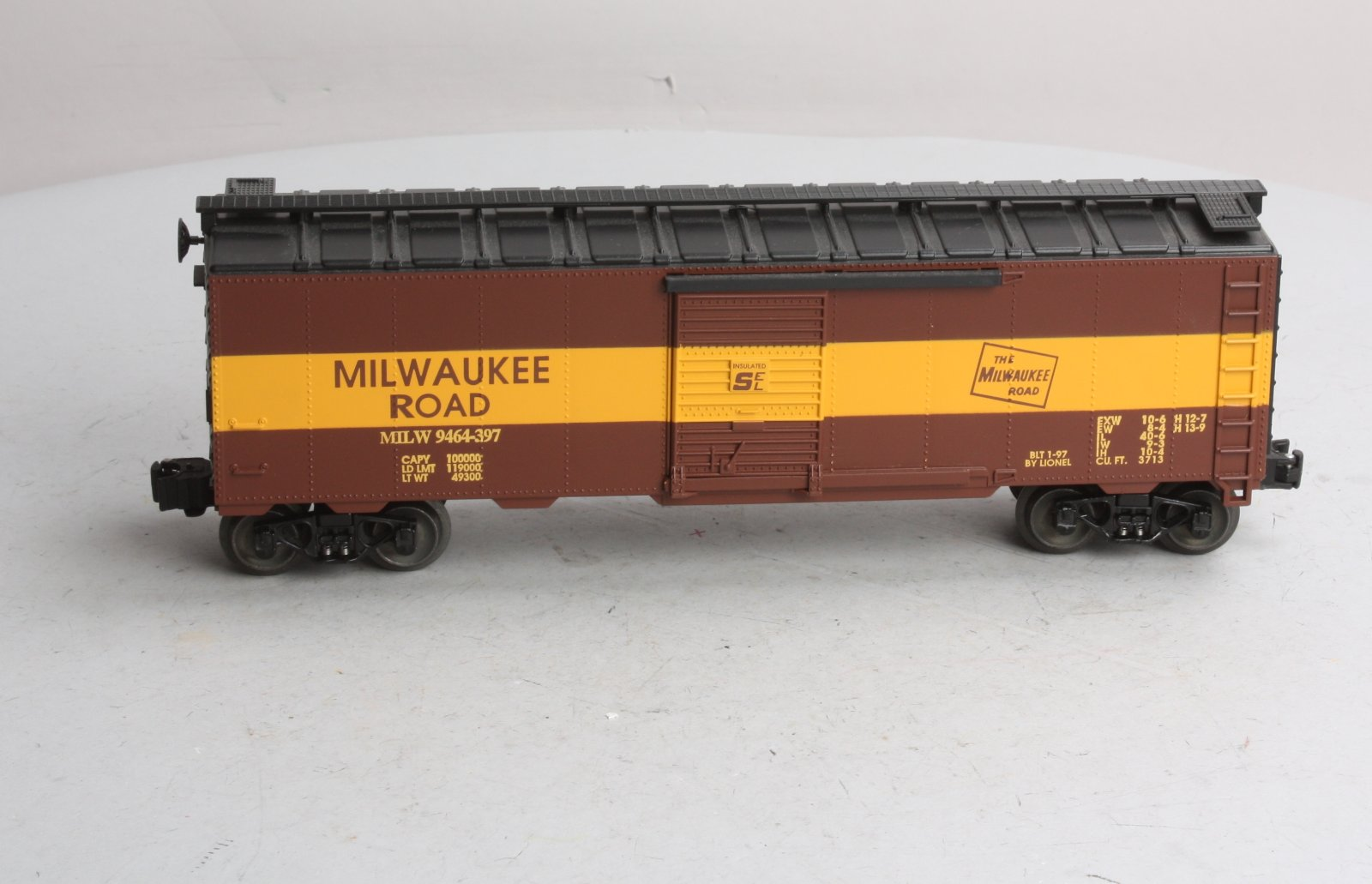 6-17226 Milwaukee Road Boxcar