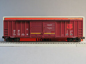 6-17231 WISCONSIN CENTRAL DOUBLE DOOR BOXCAR