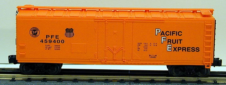 6-17305 Union Pacific Pacific Fruit Express Reefer #459400