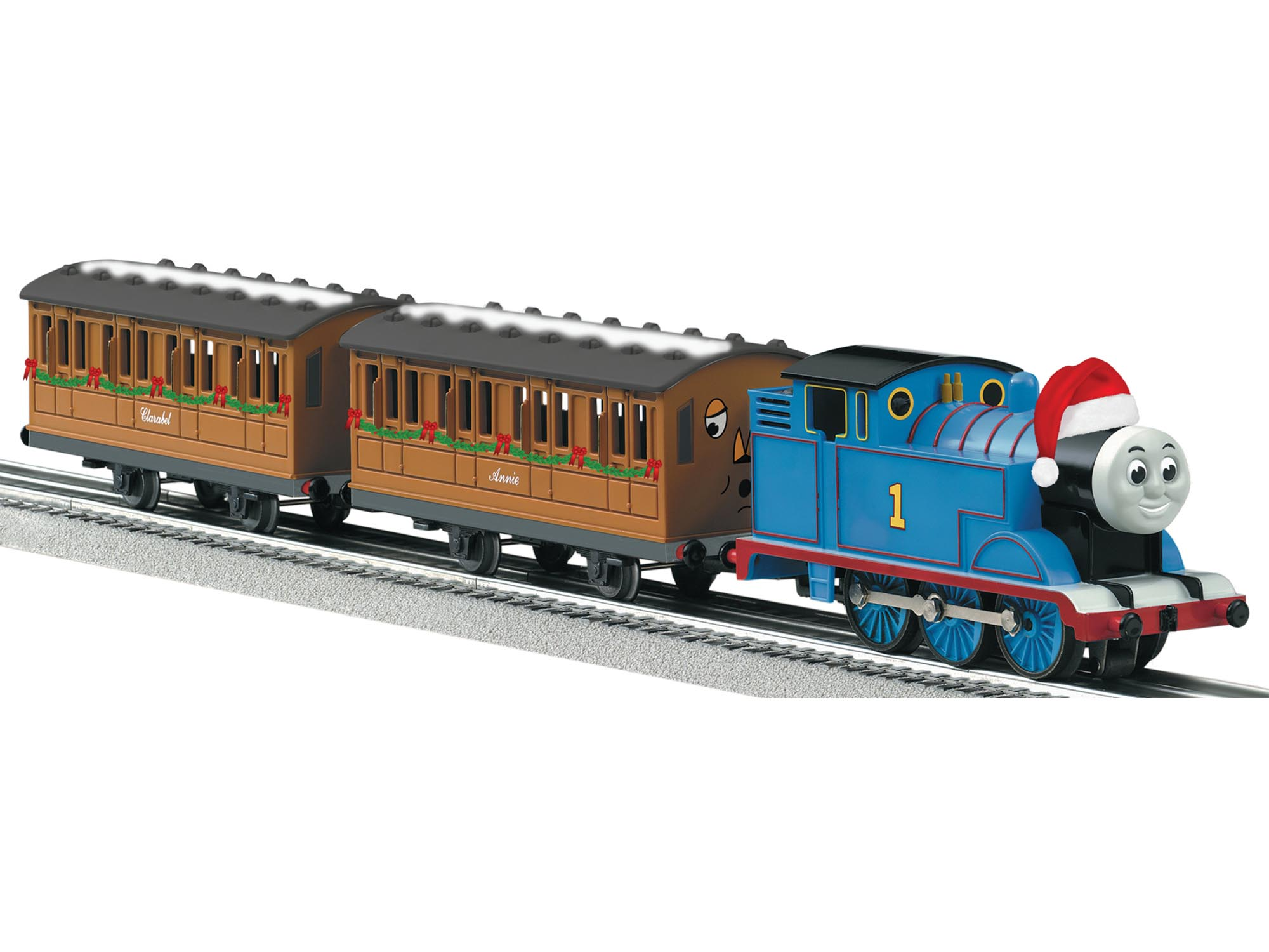 6-30162 THOMAS & FRIENDS™ CHRISTMAS SET