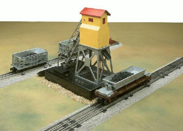 6-32921 97 ELECTRIC COALING STATION