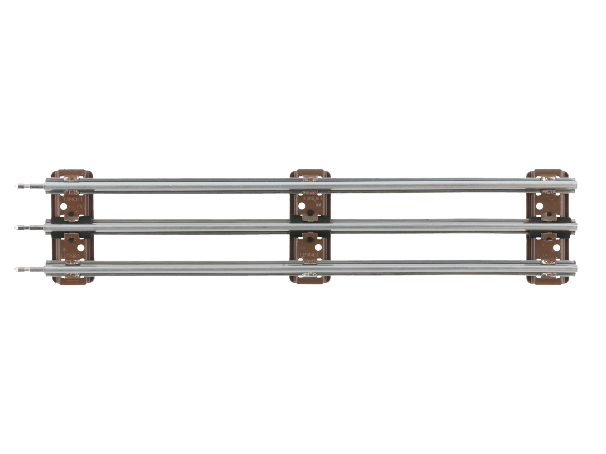 6-65038 STRAIGHT TRACK SECTION (0-27 GAUGE)