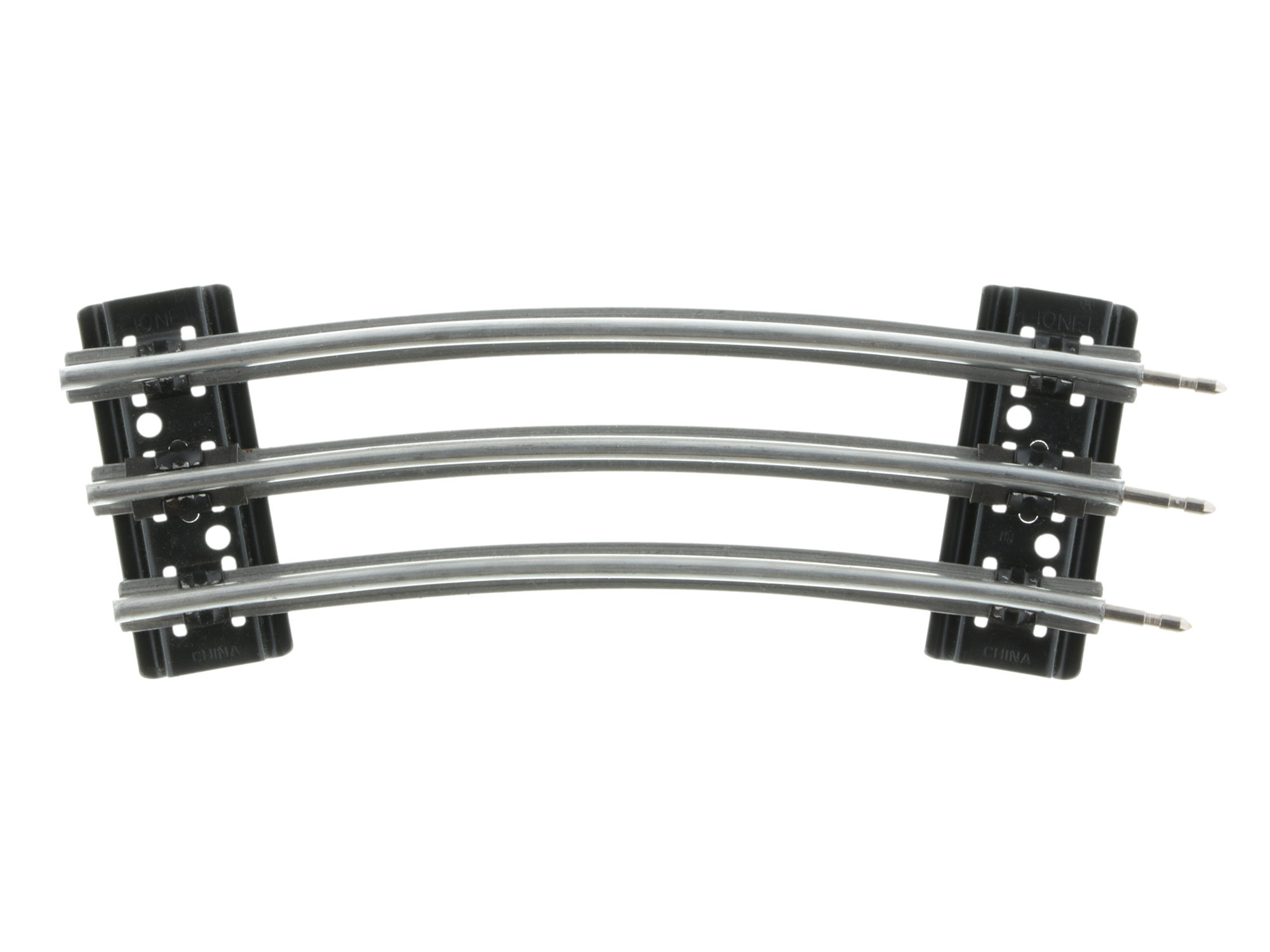 6-65504 1/2 CURVE TRACK SECTION (0 GAUGE)