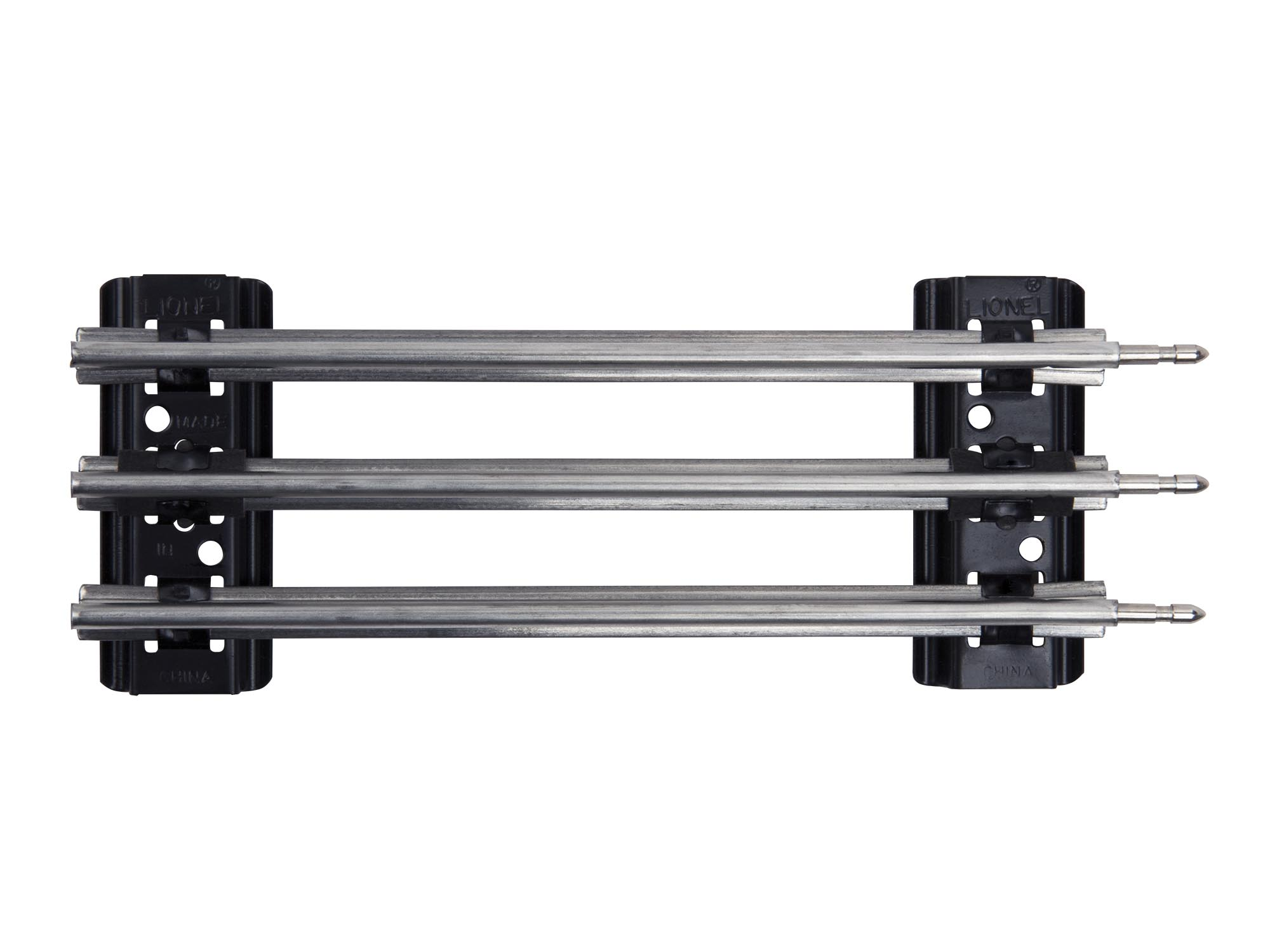 6-65505 1/2 STRAIGHT TRACK SECTION (0 GAUGE)