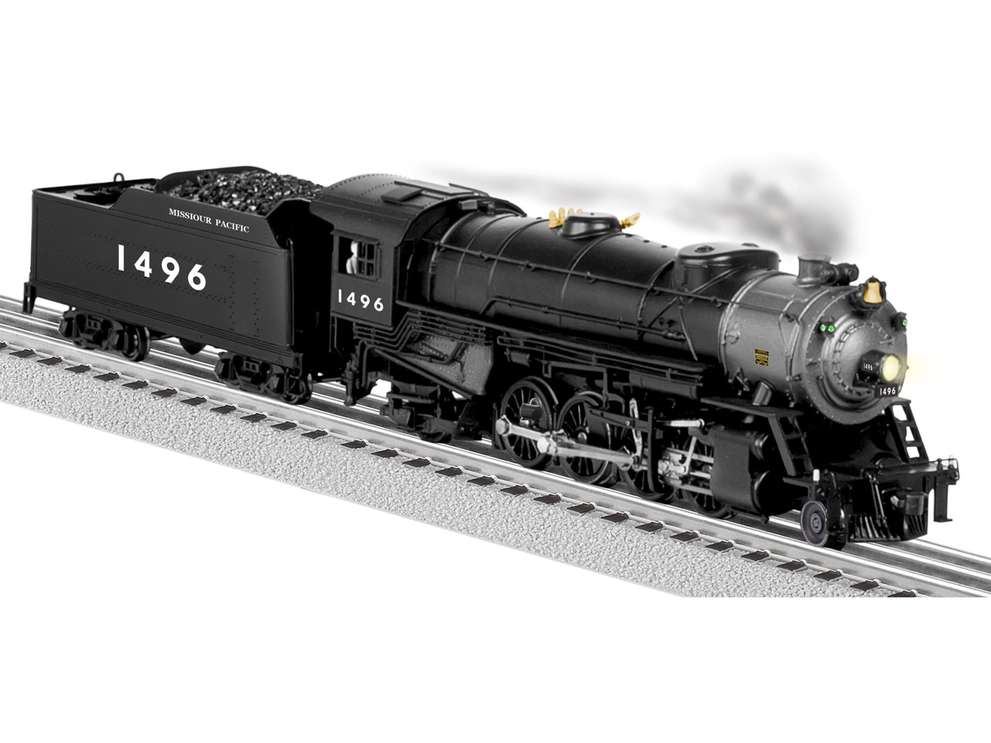 6-81183 MISSOURI PACIFIC LEGACY MIKADO 2-8-2 STEAM LOCOMOTIVE