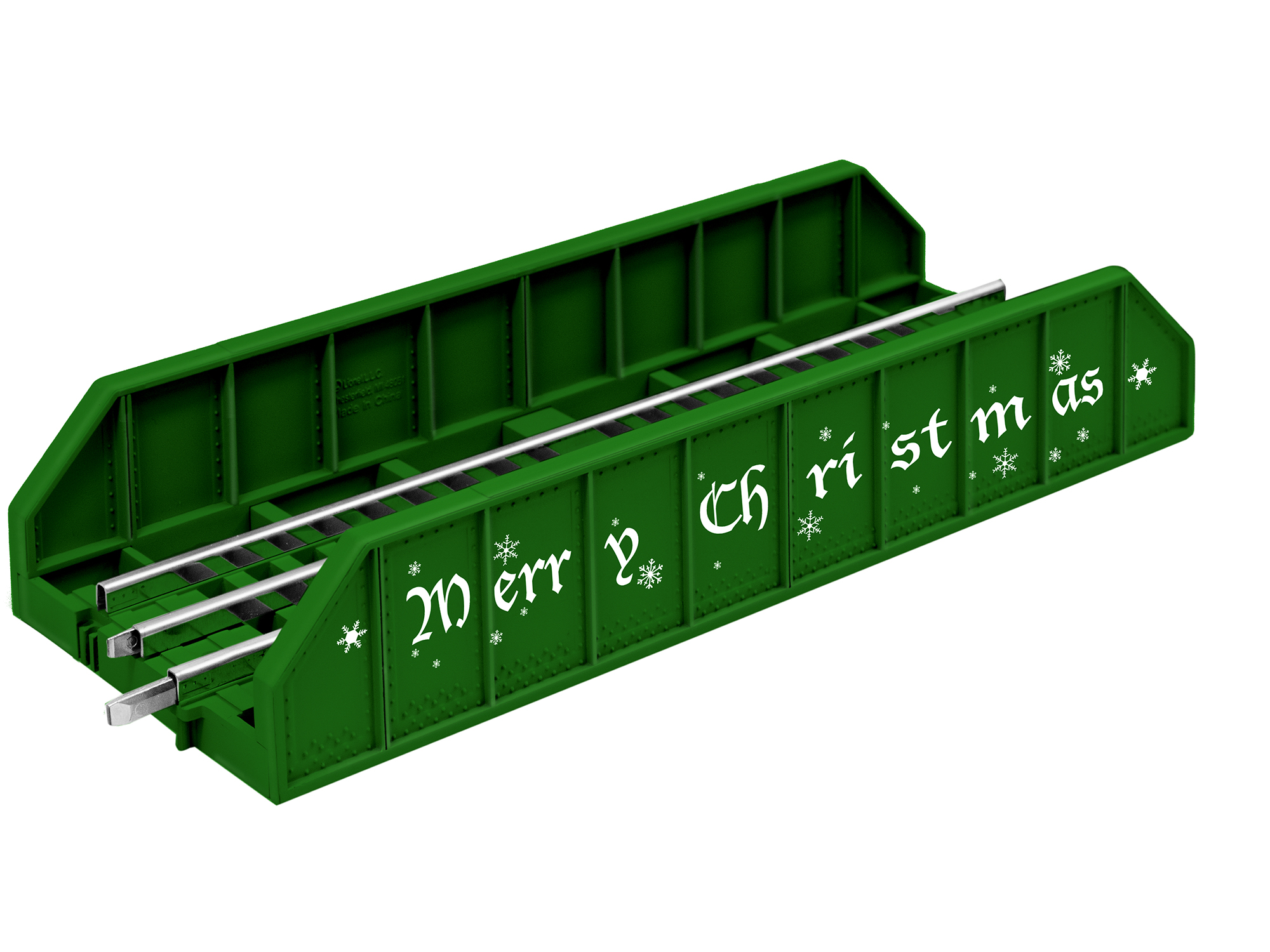6-81249 CHRISTMAS FASTRACK GIRDER BRIDGE