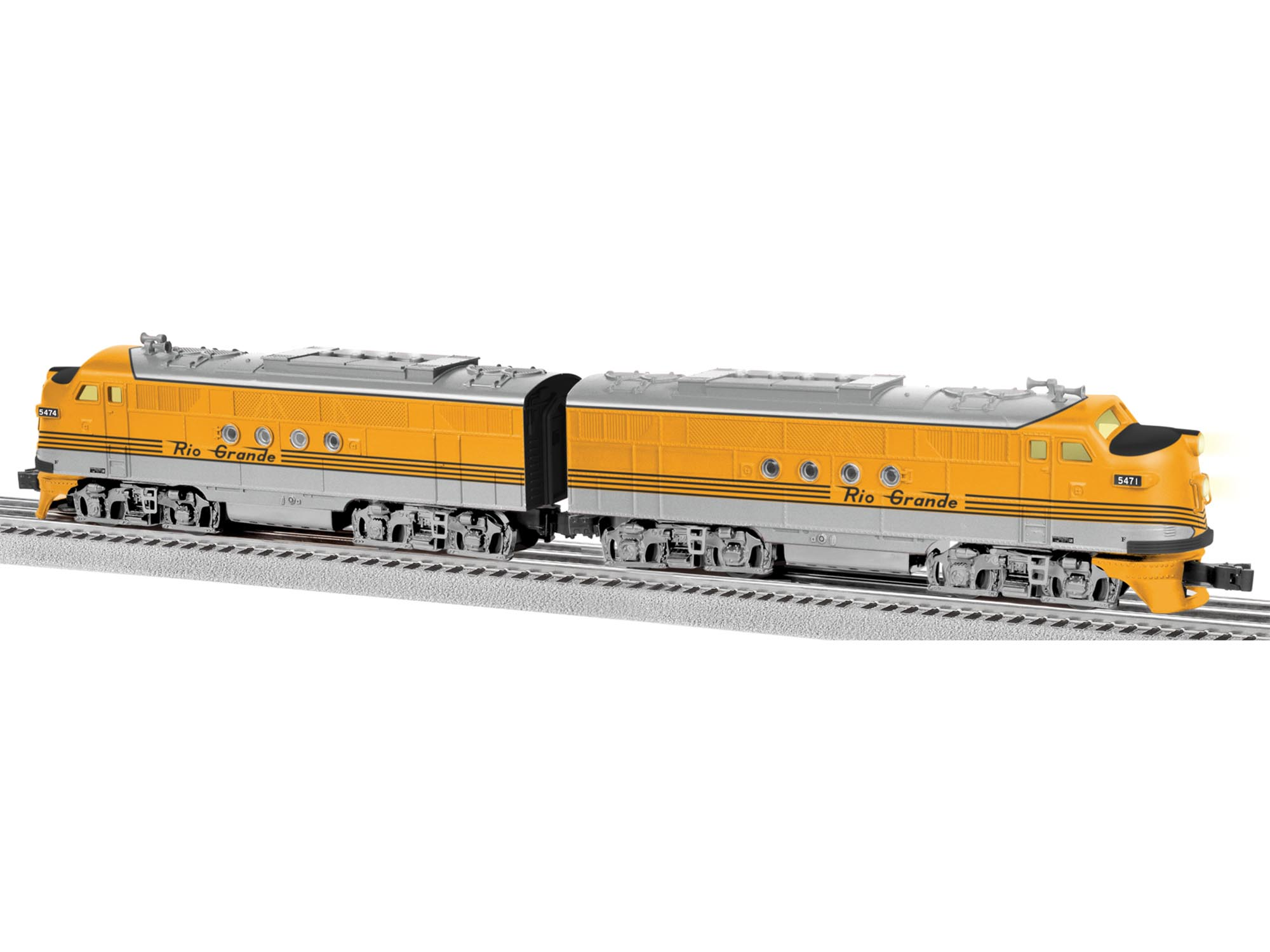 6-82299 RIO GRANDE LIONCHIEF™ PLUS FT AA DIESELS