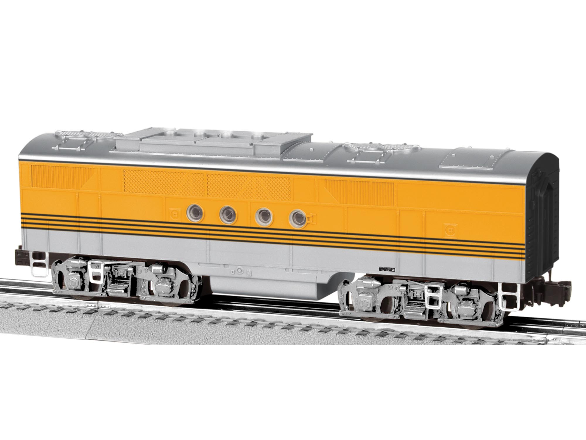 6-82305 RIO GRANDE LIONCHIEF™ PLUS FT POWERED B-UNIT DIESEL