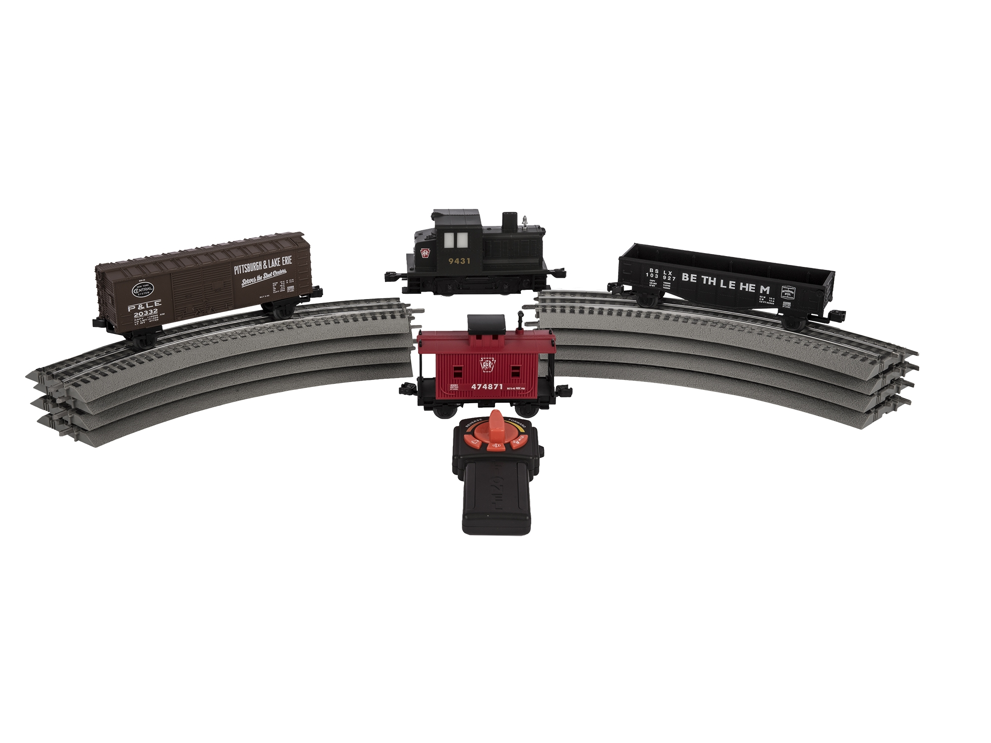 6-82972 LIONEL JUNCTION PENNSYLVANIA DIESEL READY-TO-RUN SET