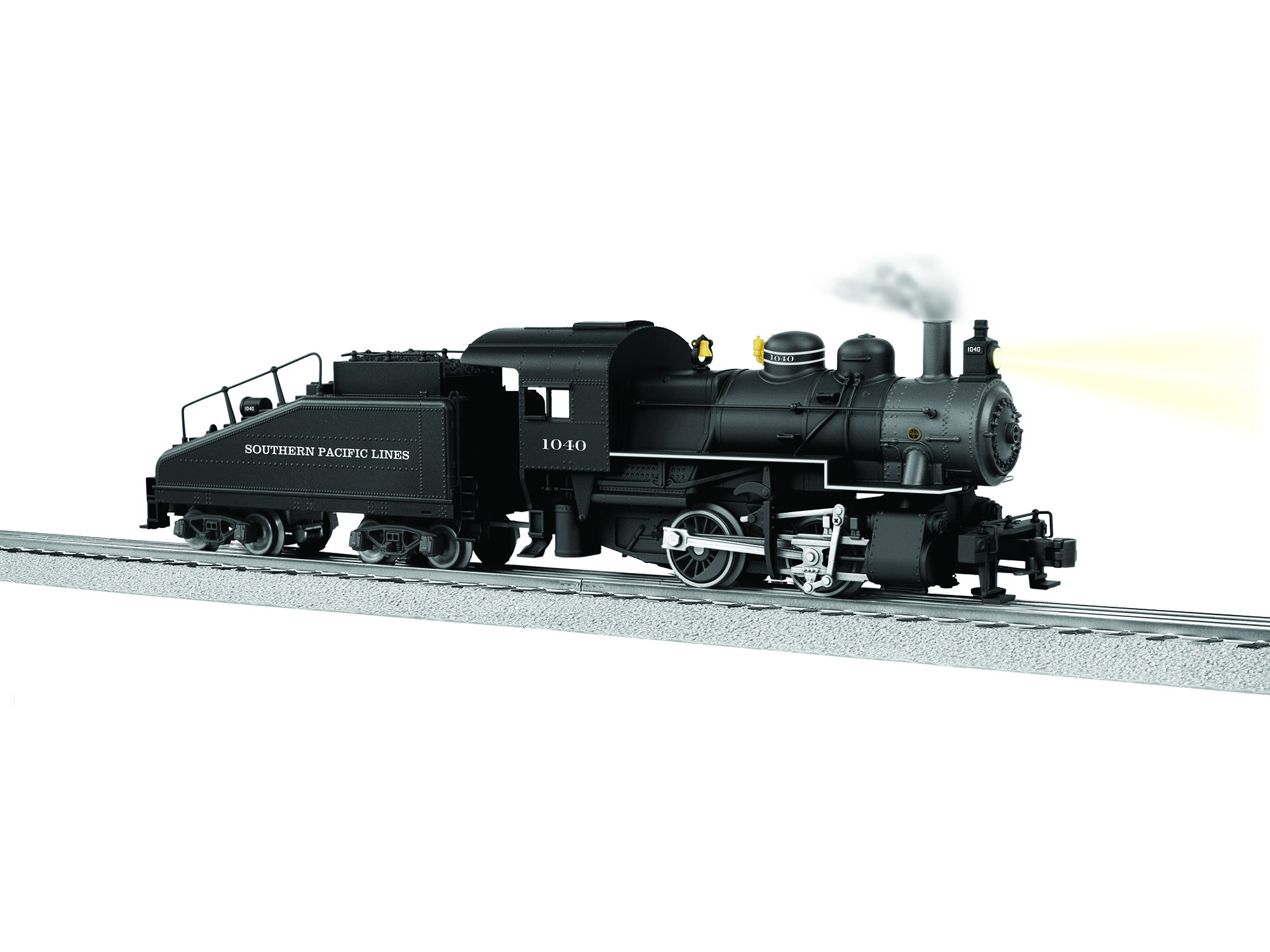 6-82974 SOUTHERN PACIFIC LIONCHIEF™ PLUS A5 0-4-0 STEAM LOCO