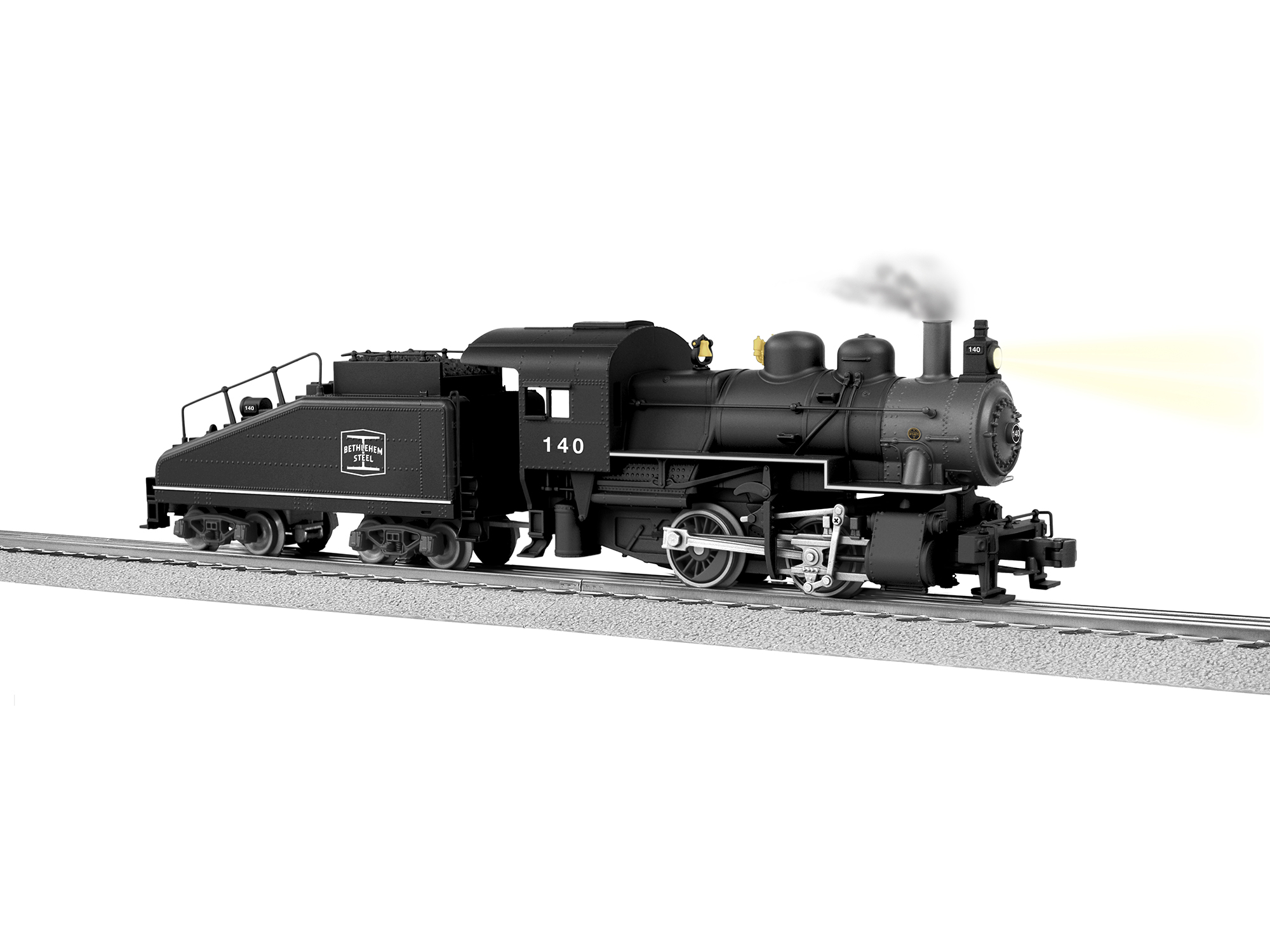 6-82976 BETHLEHEM STEEL LIONCHIEF™ PLUS A5 0-4-0 STEAM LOCO