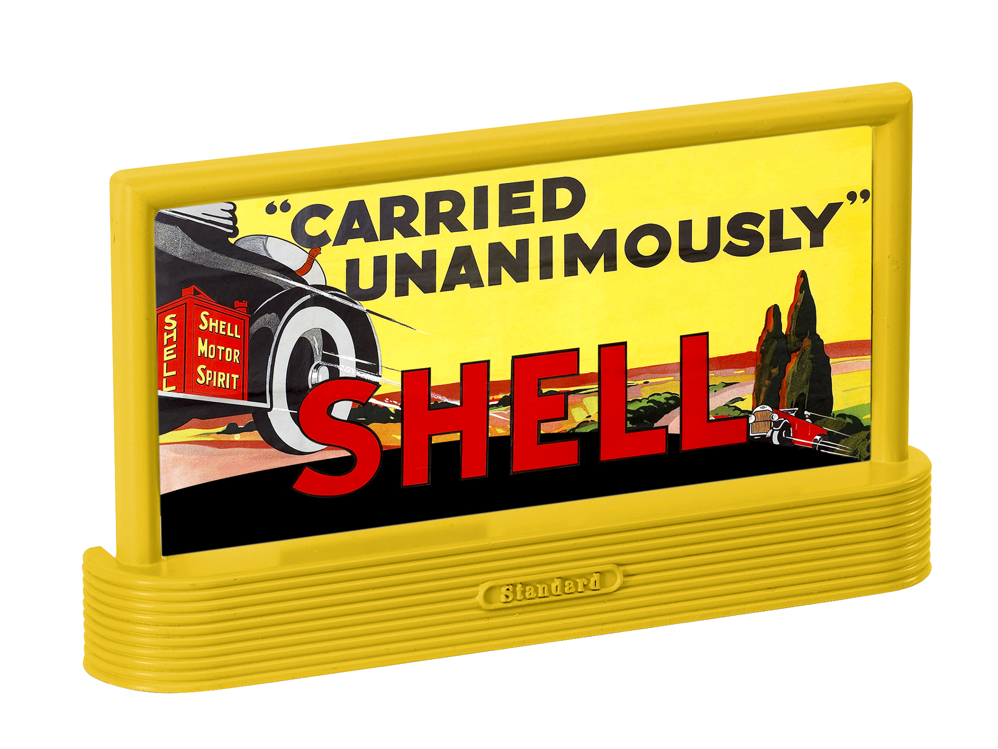 6-83247 SHELL BILLBOARD PACK