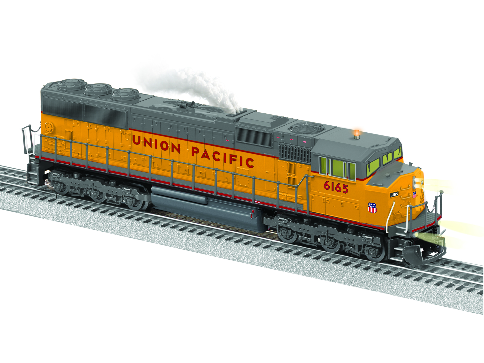6-84411 UNION PACIFIC SD60M #6165