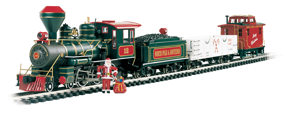 Night Before Christmas Set (G Scale)