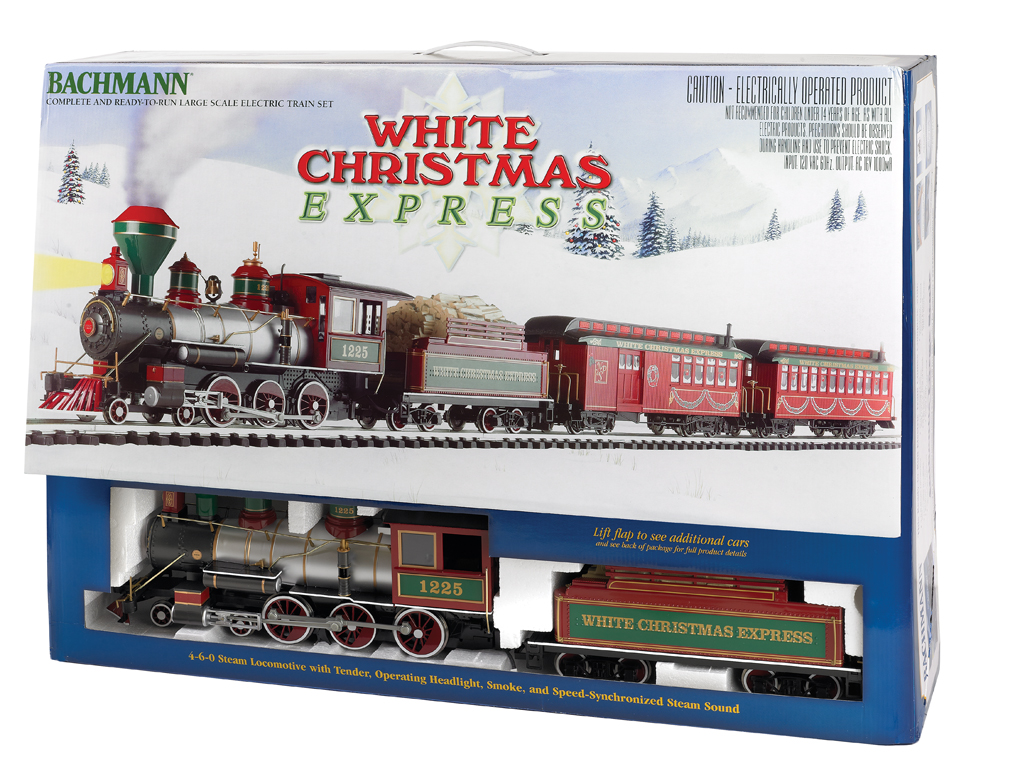 White Christmas® Express Set (G Scale)