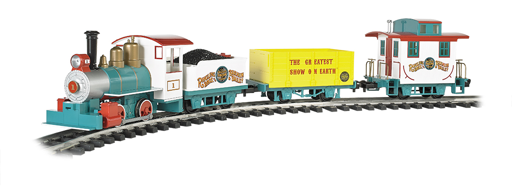 RINGLING BROS. AND BARNUM & BAILEY™ - LI'L BIG TOP (G Scale)
