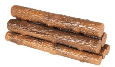 Weathered Logs (6 per pack)