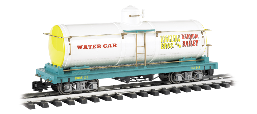 Water Tank Car (G Scale)