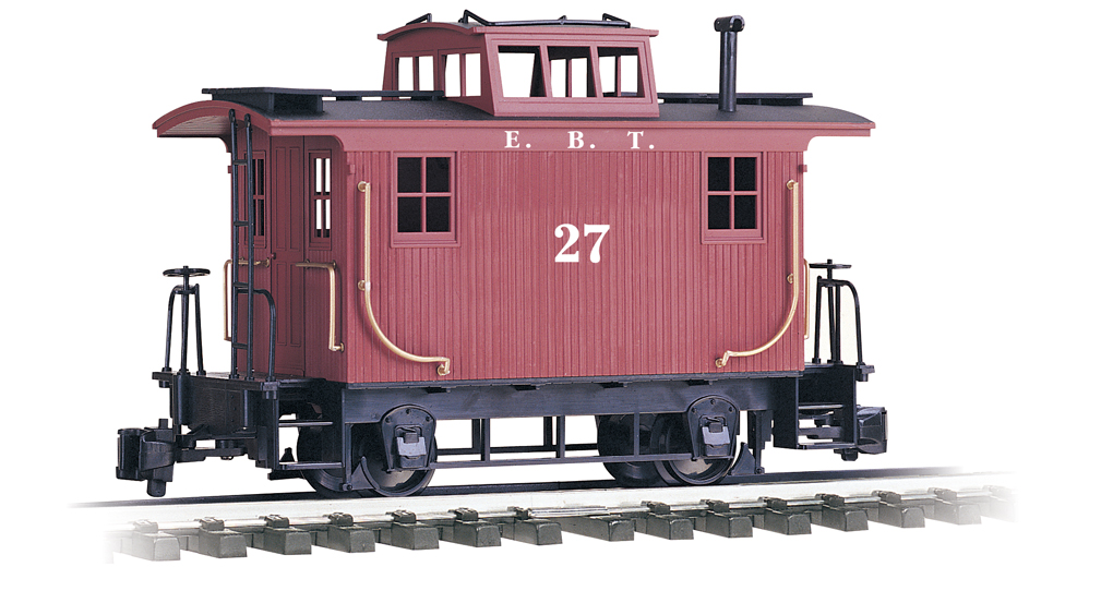 East Broad Top - Bobber Caboose