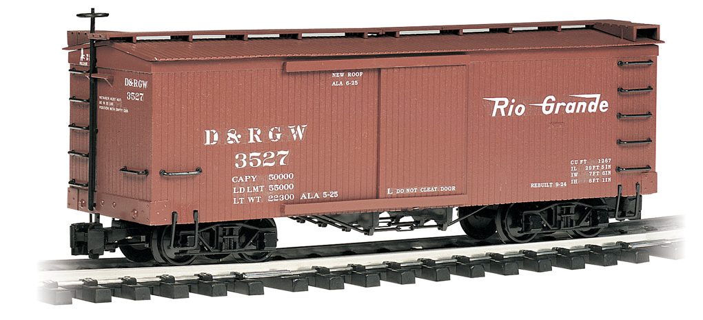 Denver & Rio Grande Western™ - Box Car