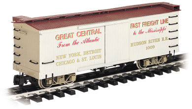 Great Central - Box Car