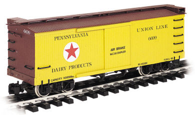Pennsylvania Railroad Union Line - Box Car