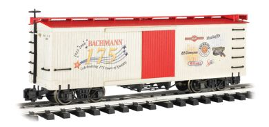 Bachmann - 175th Anniversary Car