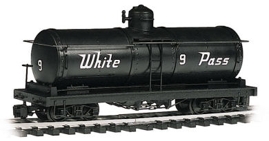 White Pass - Single-Dome Tank Car