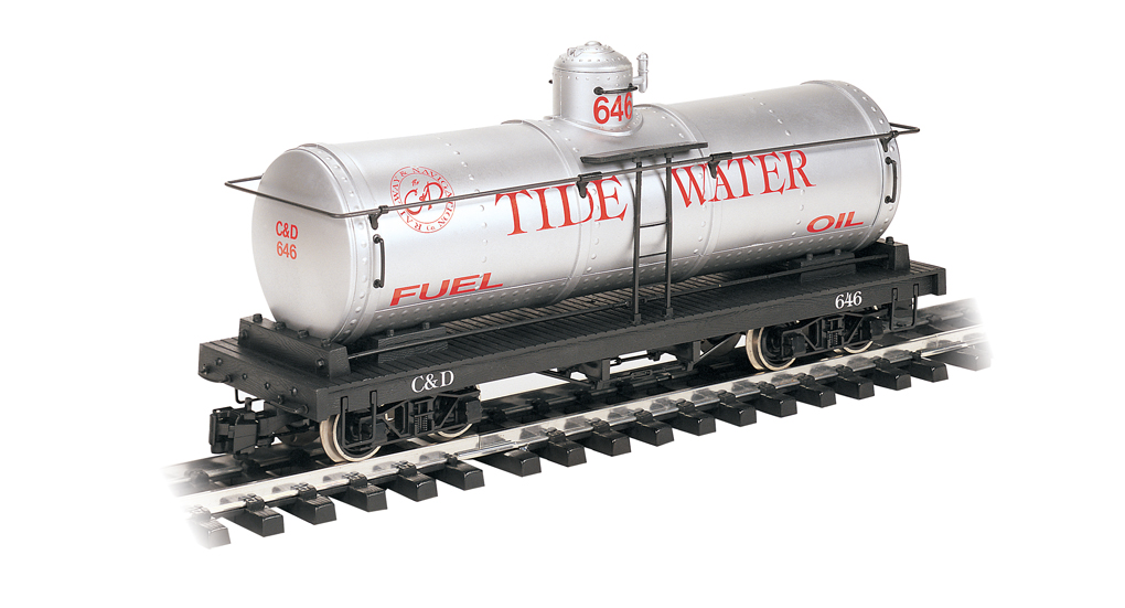 Tidewater - Single-Dome Tank Car