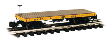 Baltimore & Ohio® - 20' Flat Car