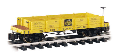 Victor Gold Mining - 20' Gondola (G Scale)