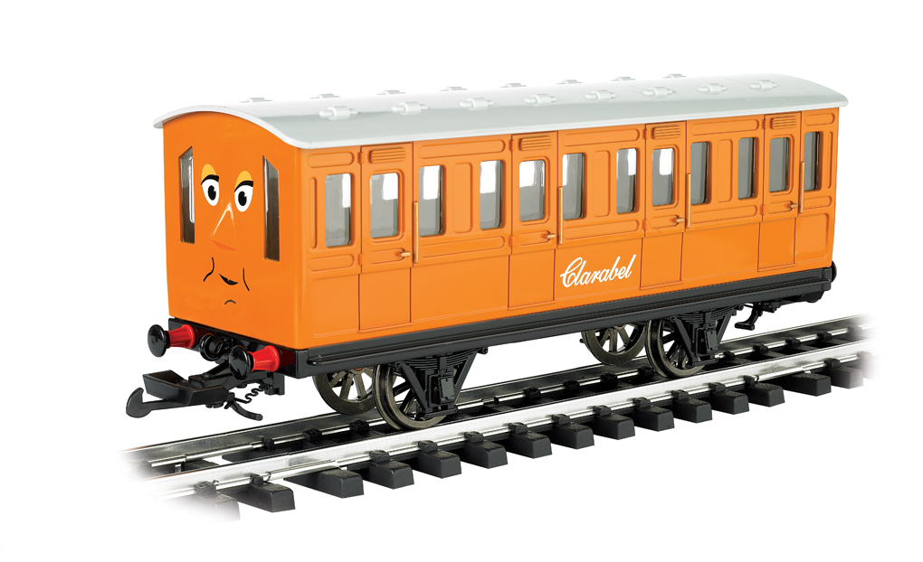 Clarabel Coach (G Scale)