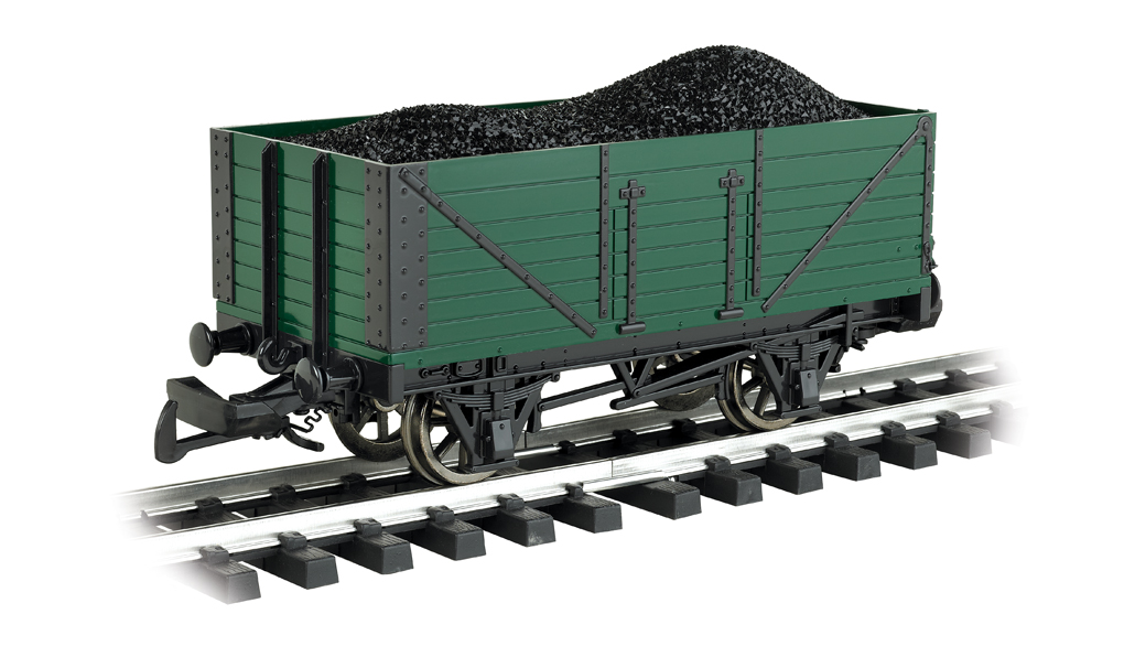 Coal Wagon with Load