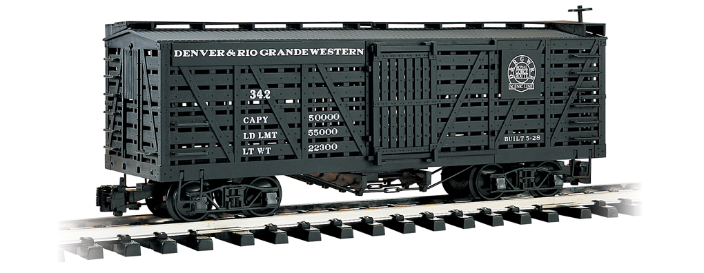 Denver & Rio Grande Western™ - Stock Car