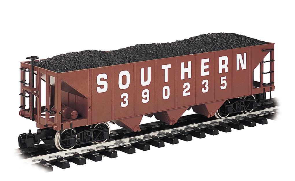 Southern - Three-Bay Hopper