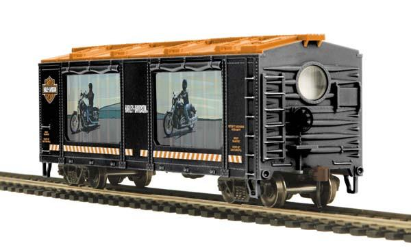HO Scale MTH HO Operating Action Car