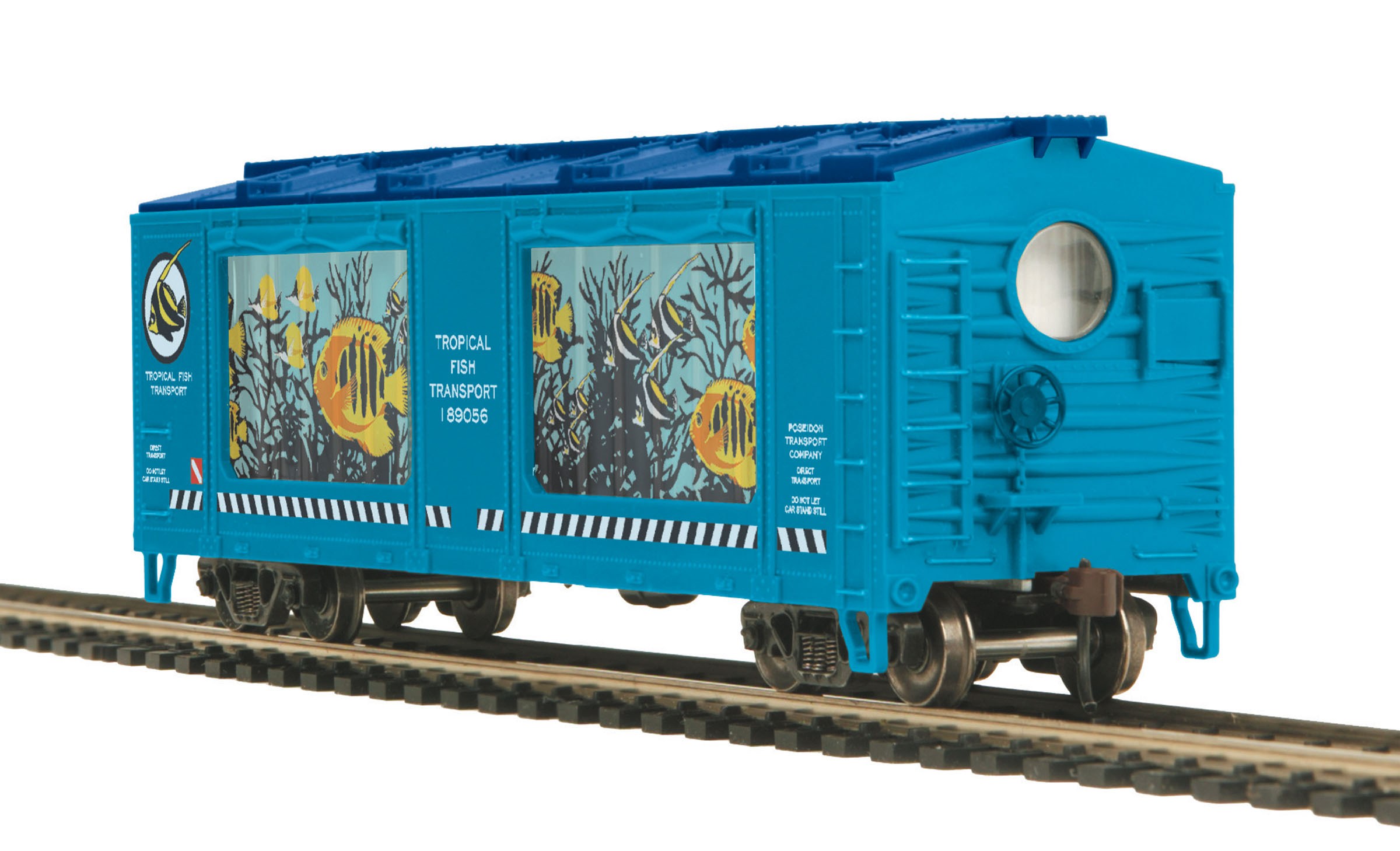 HO Scale MTH 81-99005 Operating Action Car